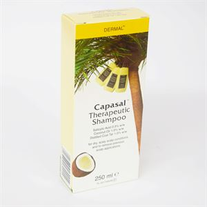 CAPASAL THRPTIC SHAMPOO 250ML 253567