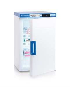 AHP5720 LABCOLD Pharmacy Fridge Bench Top RLDF0219 Diglock
