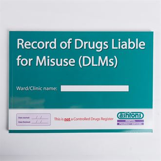 DLMR1 Drugs Liable for Misuse Register