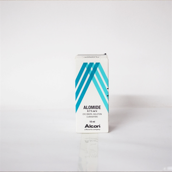 0220194-Alomide Eye Drops 10ml
