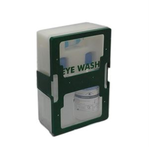 Eye wash wall station and  two wash AHP0597