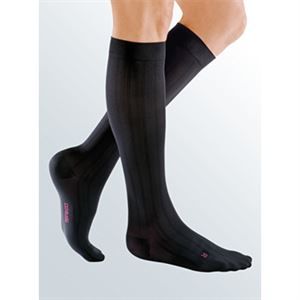 MEDIVEN Socks For Men Black Below Knee Class 2 - 1 - AHP5807