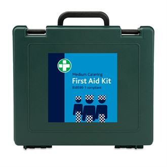 BS8599-1 2019 Catering First Aid Kit Medium – Single  AHP5706   (673)