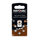 RAYOVAC 312 HEARING AID BATTERIES AHP2652