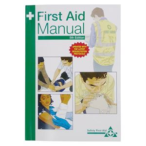 First Aid Manual - Single - AHP5593