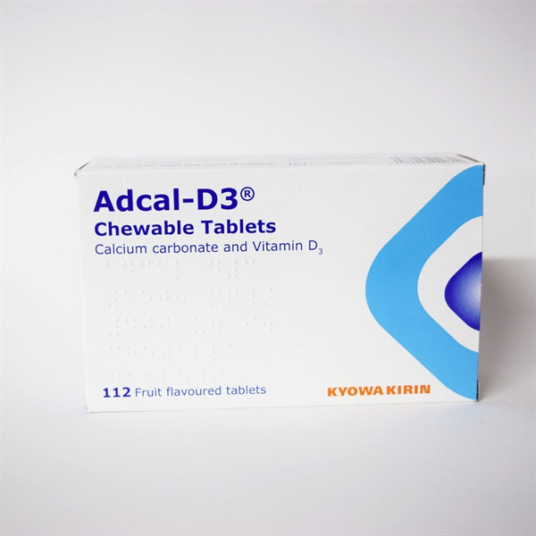 2289205-ADCAL-D3 CHEW TABS 112